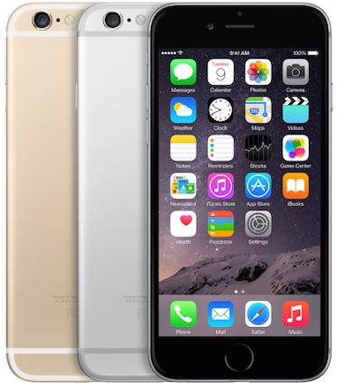 iPhone 6 Renkleri